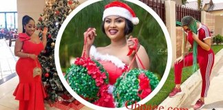Ghana's Favourite Female Celebrities Flaunts Stunning Photos On Social Media To Set Christmas On Motion