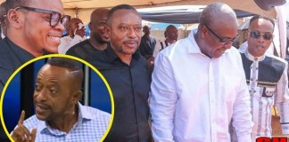 I admire Mahama's humility but God says he can't be president again – Rev. Owusu Bempah