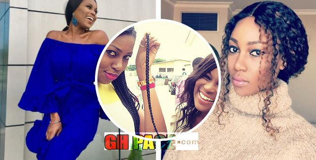 You've Been Dating A Married Man Yet Hypocritically Spreads Rumours About Me Having A Baby With A Married Man-Yvonne Nelson Exposes Berla Mundi