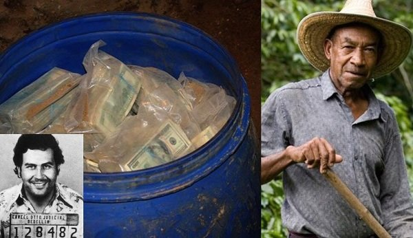 A Farmer finds $600 Million Buried In His Farm - Gives It all To The Police [Watch Video]