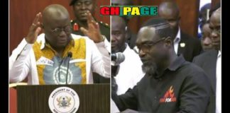 These Are The Questions Countryman Songo 'Fired' At The President