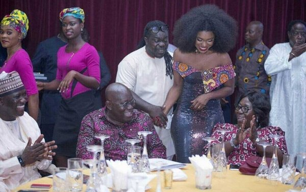 Shatta Wale, Amakye Dede, D-Black, Daddy Lumba and other artists named by Nana Addo as musicians he listens to