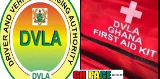 "Minority And Drivers Angry Over DVLA Mandatory ""GH¢108"" First Aid Charge"