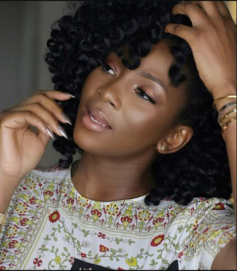 Genevieve Nnaji Looks charming As She Appears 'Dark and Lovely' In New Photos