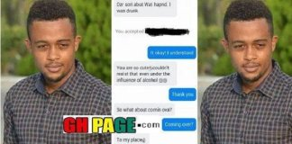 Guy Shares Screenshots Of Chats He Had With A Lady Disturbing Him For $£x