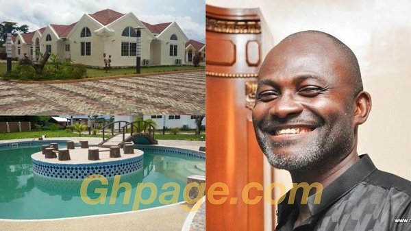 SuperRich!: Check Out One Of Kennedy Agyapong's Million Dollar Mansion [Photos]