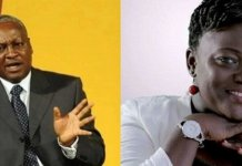 I Would Have Been Proud To Date Former President Mahama- Nana Yaa Brefo