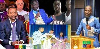 Video: Pastor Owusu Bempah's 'boys' led by Prophet BB Attacks Prophet Emmanuel Badu Kobi and it's now Pastors at War