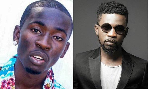This Throwback Photo Of Bisa Kdei Will Motivate And Let You Know That All Is Not Lost