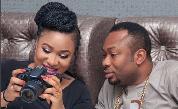 Tonto Dikeh and Husband 1 - Police to arrest Tonto Dikeh for theft and forgery