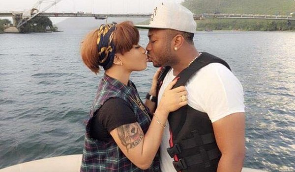 Tonto Dikeh's Ex-Husband Seeks Court Injunction On The Tonto's Reality Show