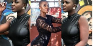 Ahuofe Patri Shows Off Her Curvaceous Body In Latest Photo