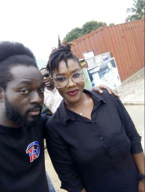 Ebony's look alike causes 'confusion' at Ebony's One Week Celebration(Photos)