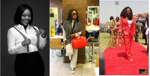 Jackie Appiah Dazzles In New Photo And She Looks So Gorgeous