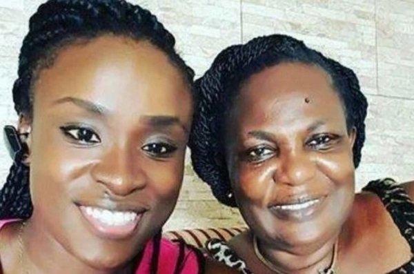 Citi FM presenter Jessica Opare Saforo looses Mum
