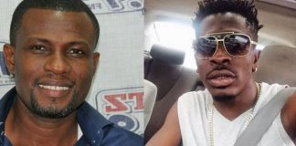 Shatta Wale Cannot Stand The Heat Of Criticisms — Mark Okraku-Mantey