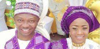 Photos: Ras Mubarak marries Hon Muntaka's daughter as the second wife in Kumasi