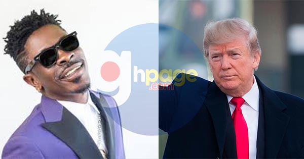 Shatta Wale to pay special visit to Donald Trump