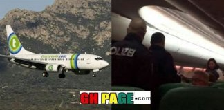 Passenger Removed From Plane For Excessive Farting