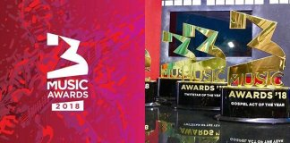 3 Music Awards 2018: Full Winners List