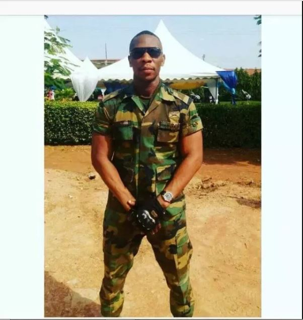 7 Strong Photos That Prove Ghana Has Truly Lost A Brave Soldier In Ebony's Bodyguard, Atsu Vondee
