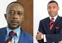 Hot Video: Dr Lawrence Tetteh embarrasses Rev.Owusu Bempah At Ebony's Funeral (Video)