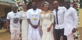 Photo: Andre And Jordan Ayew's Manager Gets Married In A Beautiful Ceremony