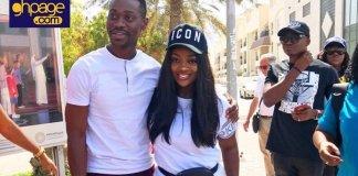 Check Out Photos Of Actress Jackie Appiah's Dubai Easter Trip