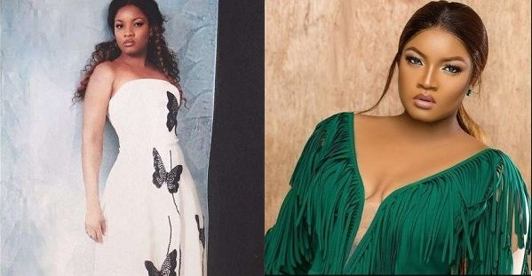 Fans Accuse Omotola Jalade Of Bleaching