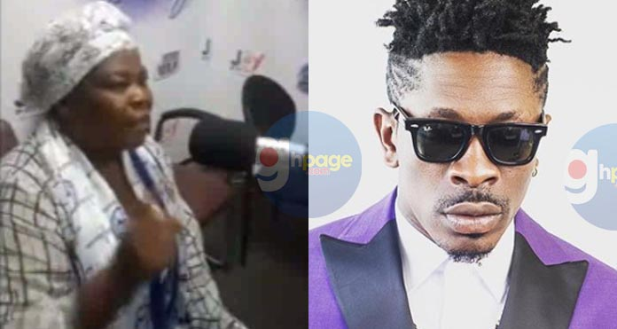 Shocking Video: Apologize to pastors or die by lightning – Prophetess warns Shatta Wale