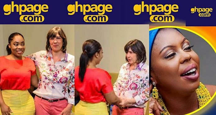 Video: Afia Schwar heavily descends on Moesha Boduong Over 'S£X for cash' comments on CNN