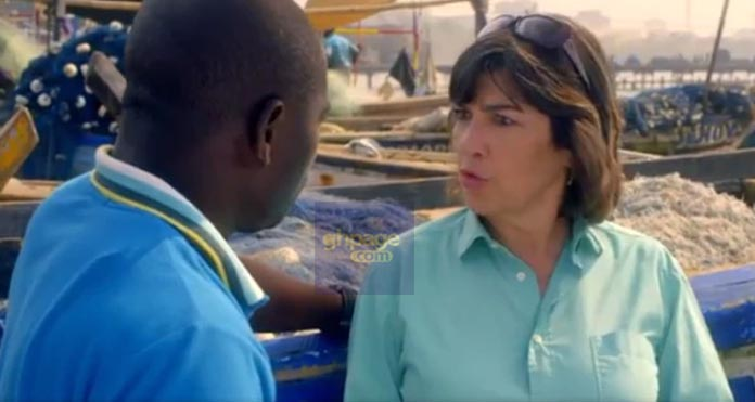 Christiane Amanpour is a CNN journalist who has toured Berlin, Beirut, New Delhi, and Accra in Ghana to gather amazing stories about love and sex.