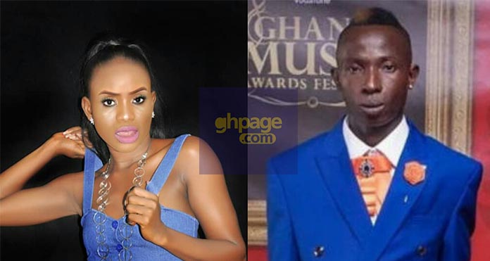 Patapaa Attracts Me So Much - Beautiful Nigerian Musician Confesses