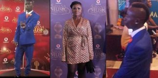 VGMA 2018: The Worse Dressed Personalities Of The Year Goes To Patapaa And Ahuofe Patri [Photos]