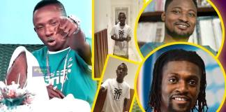 Patapaa Praises Funny Face And Adebayor For Sponsoring Him To Shoot A Music Video In Austria