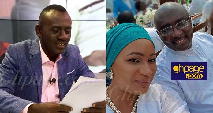 Have Time For Your Wife, She Needs You - Akrobeto Advises Dr. Bawumia