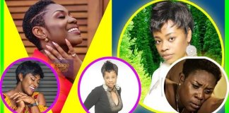 Video: Be a Lezbian if you want or be Straight but stop pretending -Actress Jabs Emelia Brobbey