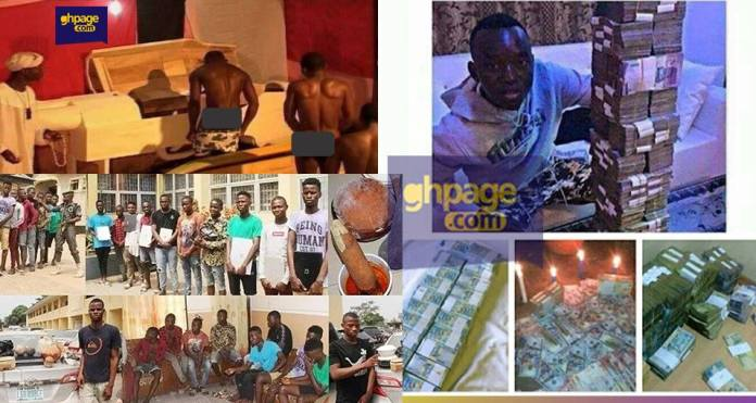5 Diabolic Things 'Sakawa Boys' Do To Get Money – A Must Read For Everyone Especially Ladies (Photos)