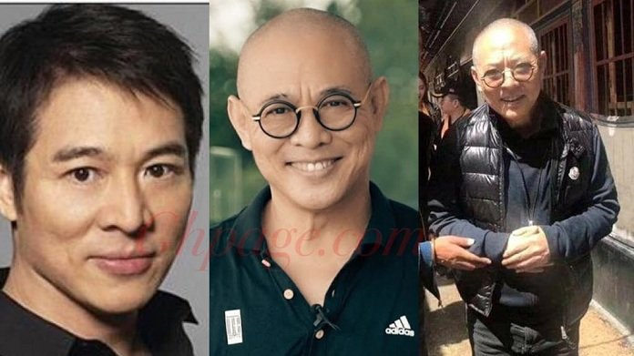 Chinese actor Jet Li battling spinal & hyperthyroidism problems - Aging faster than normal