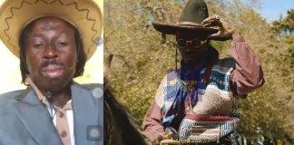 "Video: Watch Kwaku Bonsam As He Jams To Shatta Wale's ""Gringo"""