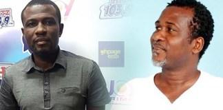 Mark Okraku Mantey Knows Nothing About Music - Lucky Mensah