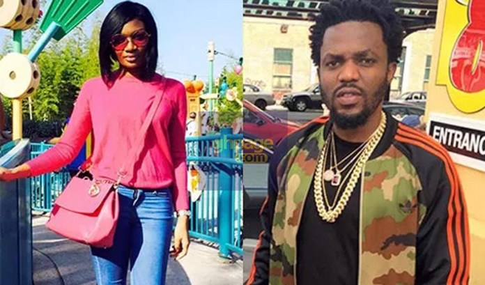 Could Omar Sterling And Sandra Ankobiah Still Be Dating Secretly?
