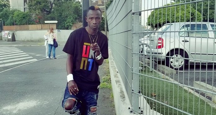 Patapaa 3 - Patapaa performs in front of less than 7 fans in Norway