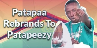 """""""Don't Call Me Patapaa Again"""" - Patapaa Rebrands To Patapeezy"""