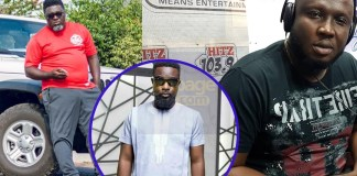 Sarkodie Causes Confusion Between Two Ghanaian Music Producers