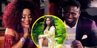 Video: Abrokwah and new girlfriend mocks Afia Schwarzenegger as they release new music video