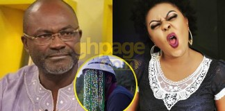I hate foolishness - Afia Schwar sends last warning to Ken Agyapong