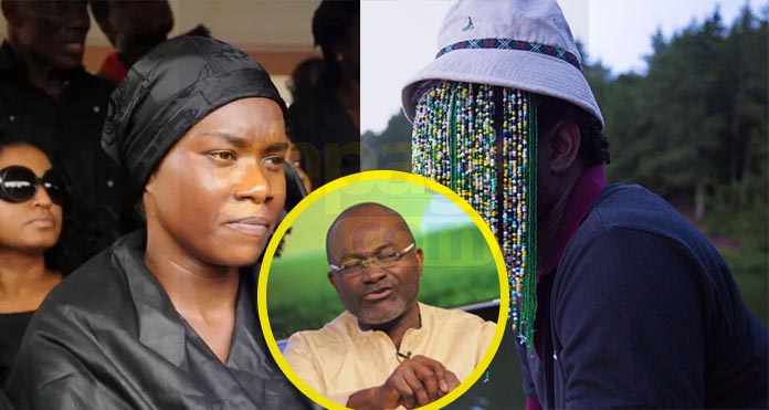 Hot Audio: Anas' Sister Angrily Blasts Kennedy Agyapong