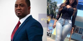 Chris Vincent Calls Out Actress Benedicta Gafah As An African Cyborg
