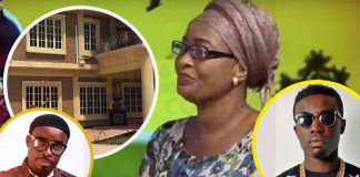 AMG Boss Criss Waddle Gets A New House For Late Daasebre Gyamenah's Wife